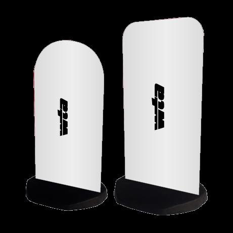 Kundenstopper Shield